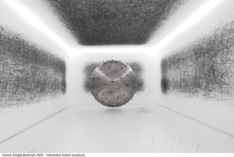 Karina Smigla-Bobanski, ADA interactive sculture